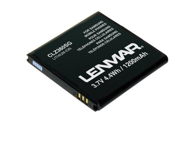 Lenmar Samsung Galaxy S Captivate SGH-i897, Epic 4G SPH-D700, Vibrant SGH-T959, i9000 Battery