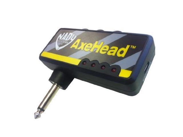 Nady AxeHead Mini Headphone Guitar Amp