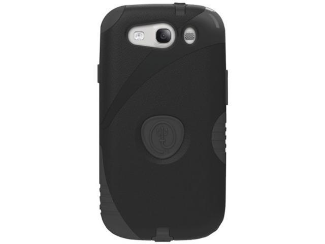 Trident Case AG-I9300-BK AEGIS Protective Case for Samsung Galaxy S3 i9300 - 1 Pack - Retail Packaging - Black