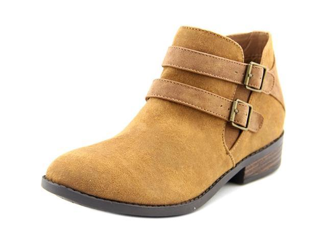 Madden Girl Kest Youth US 2 Brown Ankle Boot