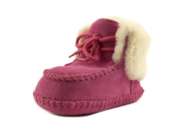 Ugg Australia Sparrow Infant US 12-18 Months Pink Snow Boot