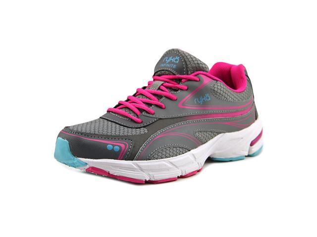 Ryka Infnite Women US 8 Gray Walking Shoe