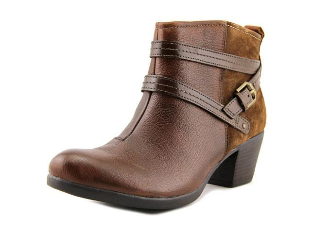 Earth Origins Raven Women US 6 W Brown Ankle Boot