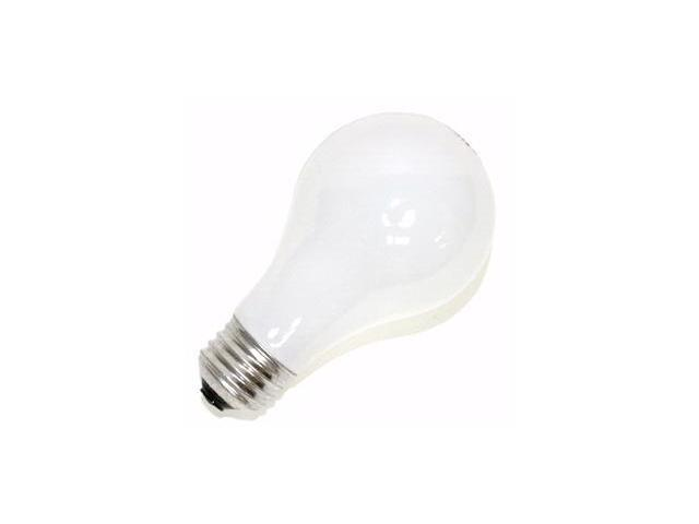 GE 41032 - 75A/W A19 Light Bulb