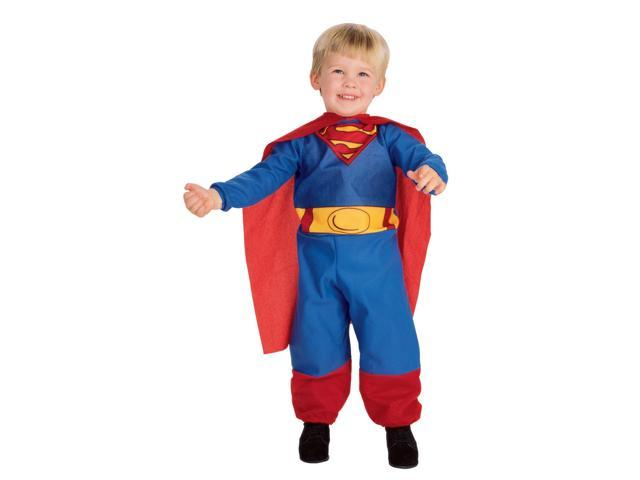 Superman Costume for Infants and Toddlers