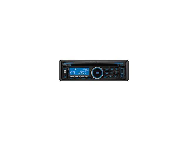 Dual AM/FM/CD Receiver