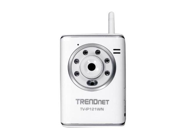 TRENDnet TV-IP121WN SecurView Wireless N Day/Night Internet Camera