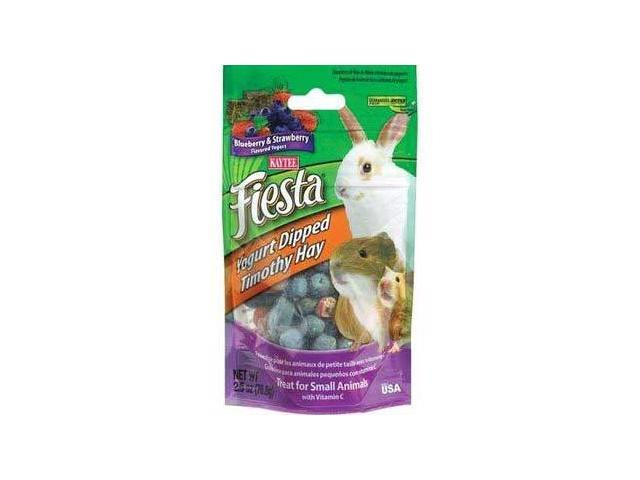 Kaytee Products Inc Fiesta Timothy Bits, Blueberry, 2.5 Ounce - 100502797