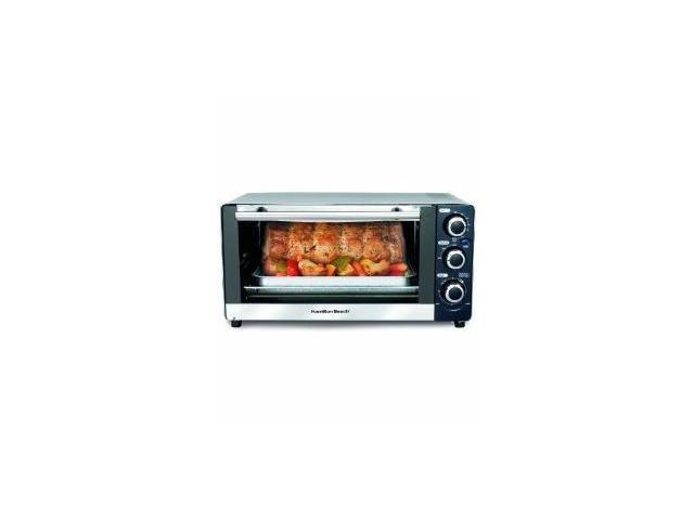 Hamilton Beach Toaster Oven Broiler - 6 Slices