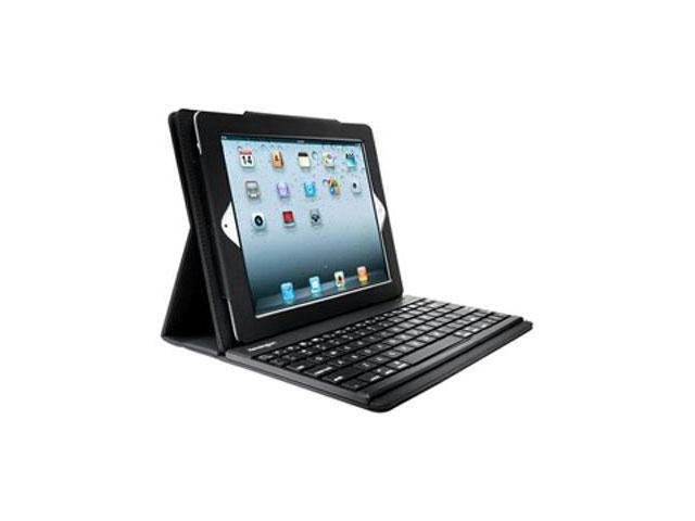 Kensington Black Performance Keyboard for The New iPad, iPad 2 Model K39357US