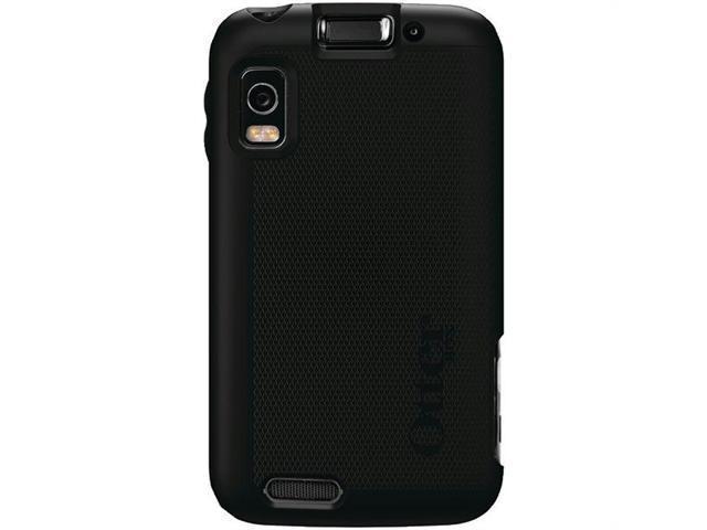 OtterBox Impact Black Case For Motorola Atrix MOT1-ATRIX-20-E4OTR