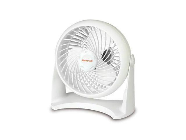 "Honeywell Honeywell HT-904 Desk Fan - 228.6 mm Diameter - 3 Speed - Removable Grill, Adjustable Tilt Head, Quiet - 11.3"" ..."