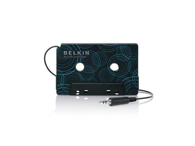 BELKIN  3.5MM Cassette Adapter for iPod F8V366ttBLK-P