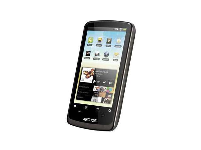 "ARCHOS 35 Internet Tablet 3.5"" Black 4GB MP3 / MP4 Player 501733"