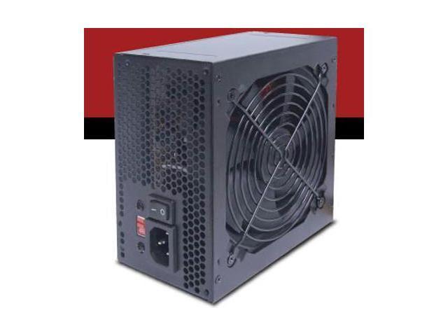 Visiontek 900346 ATX12V & EPS12V Power Supply - 110 V AC, 220 V AC Input Voltage - 1 Fans - Internal - 500 W