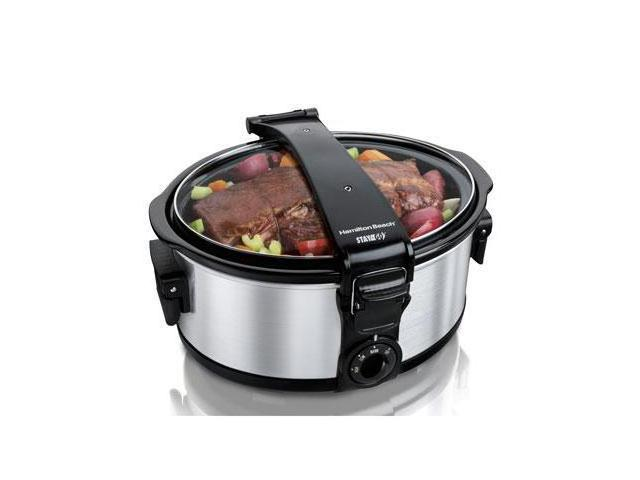 Hamilton Beach 33461 Hb 6 qt Slow cooker