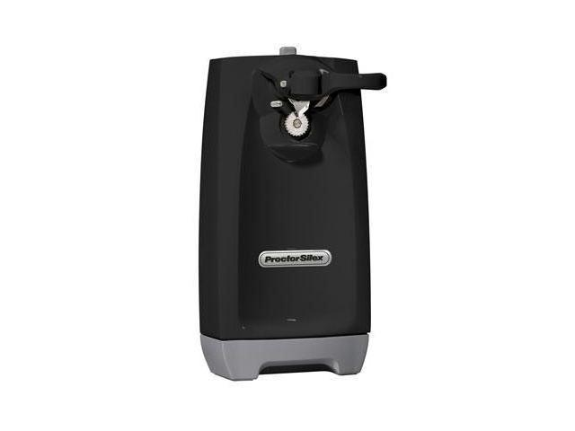 Proctor Silex 75671 Can Opener Black