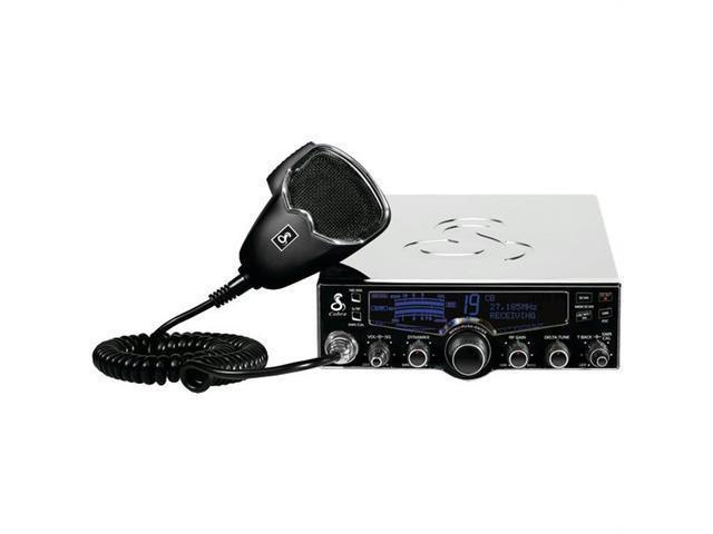 COBRA 29 LX CHR LE Cobra 29 lx chr le lx platform cb radio le wx chrome cabinet