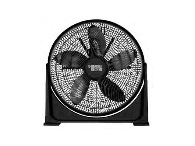 Ragalta BDBF-520 B&d 20 floor fan