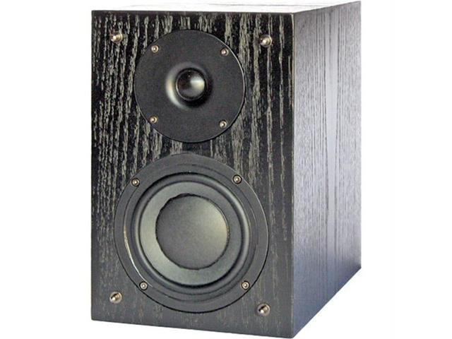 "Azend Group BK-52 Azend group 5 1/4"" 100-watt 2-way bookshelf speakers"