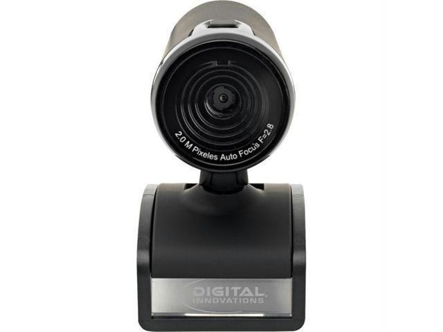Digital Innovations 4310500 Digital innovations chatcam  hd 1080p webcam