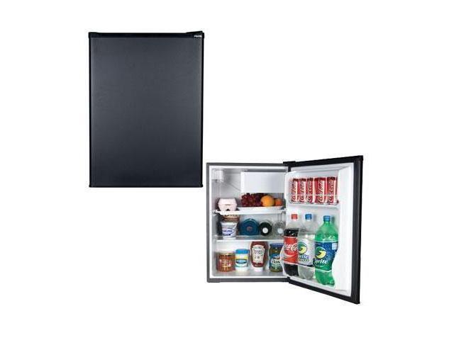 Haier America HCR27B 2 7 CF Fridge W Freezer Black
