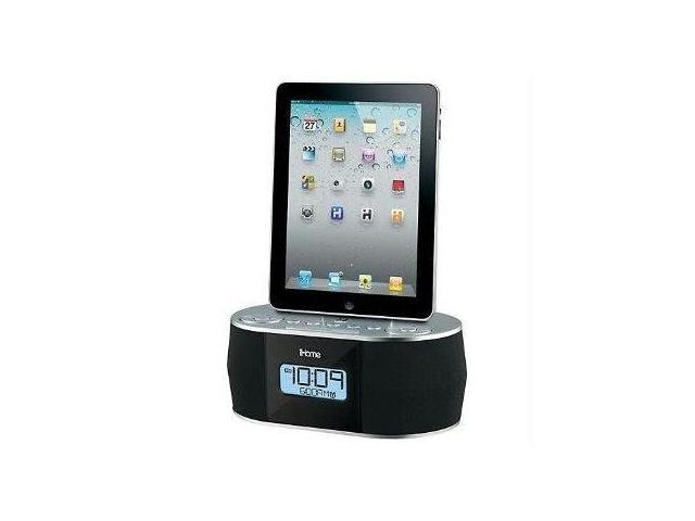 iHome ID38SV App Enhanced Stereo System for iPad/iPhone/iPod Black
