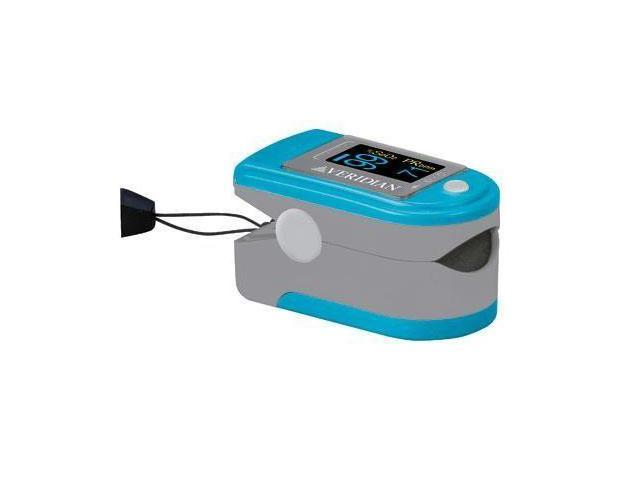 Veridian Healthcare 11-50D Deluxe finger pulse oximeter