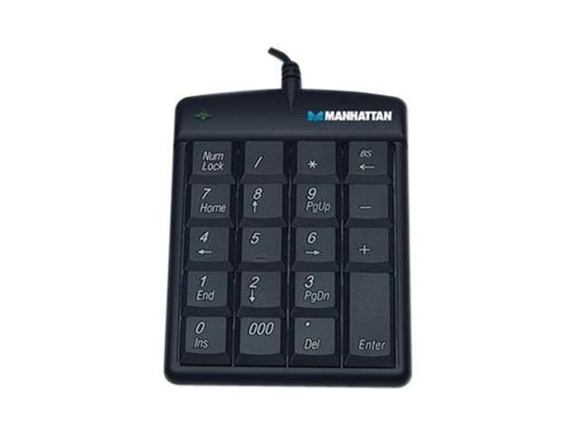 Manhattan Products 176354 Numeric keypad