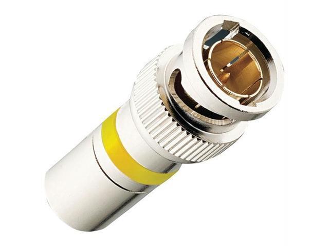 IDEAL 89-050 RG6 inSITE(TM) Compress Connectors, 15 pk (Plenum)