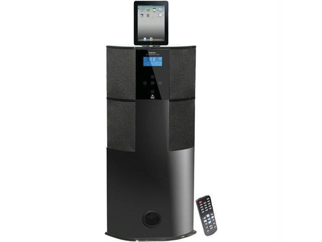 PYLE HOME PHST94IPGL Pyle home phst94ipgl 600-watt digital 2 1-channel home theater tower with ipod(r)/iphone(r)/ipad(r