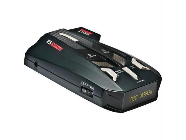 COBRA ELECTRONICS XRS 9770 15-BAND RADAR/LASER DETECTOR