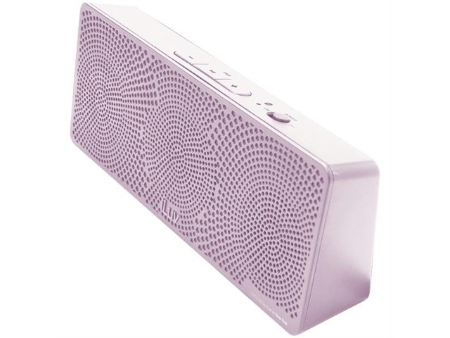 ILUV ISP202PUR MOBITOUR PORTABLE BLUETOOTH(R) STEREO SPEAKER (PURPLE)