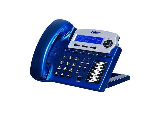 Xblue networks XB-1670-92 XBlue Speakerphone - Blue