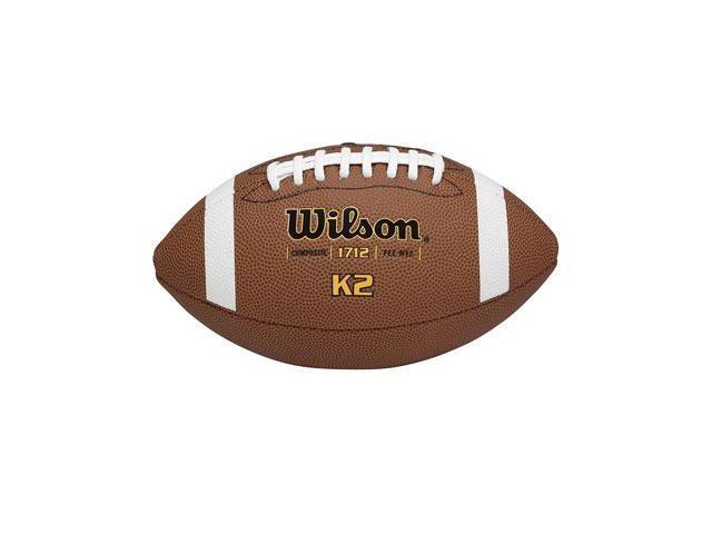 Wilson Sports WTF1712 Wilson K2 Comp. Fball 6to9yrs