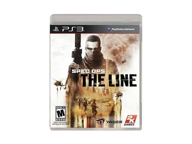 Spec Ops The Line PlayStation 3