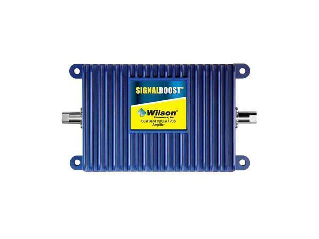 Wilson Electronics Direct Connection 10/14 dB Dual Band Amplifier 811200