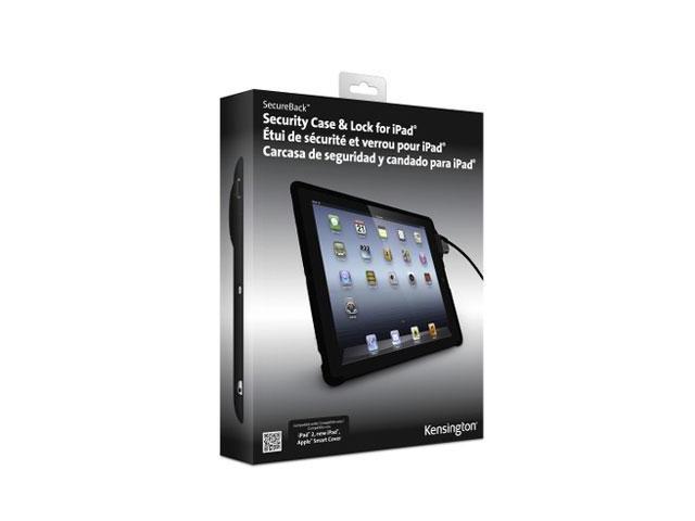SecureBack Security Case iPad