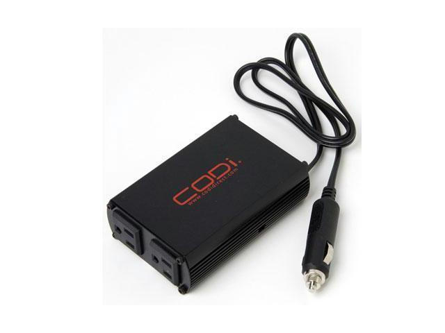 CODi 120 Watt Auto Power Inverter