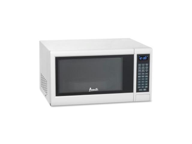 Avanti 1.2 CF Electronic Microwave with Touch Pad - Single - 1.20 ft_ Main Oven - 10 Power Levels - 1 kW Microwave Power ...