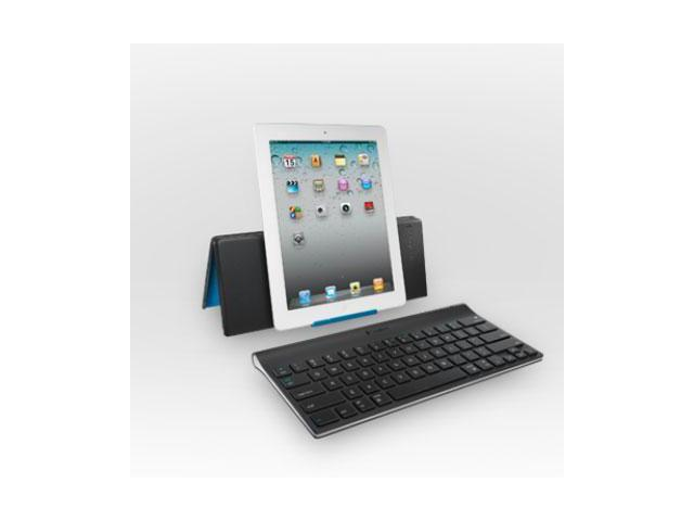Logitech Black Tablet Keyboard For iPad Model 920-003676