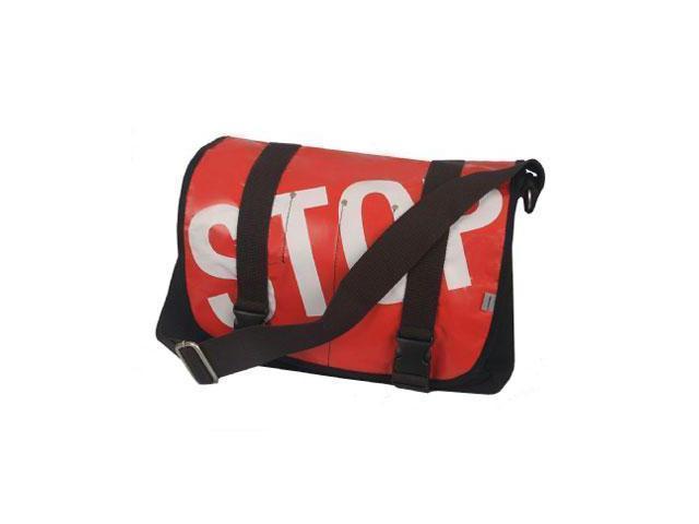 Stop Laptop Messenger Bag