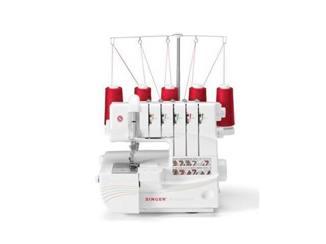 Singer Professional 5 Serger 14T968DC Electric Sewing Machine - Portable