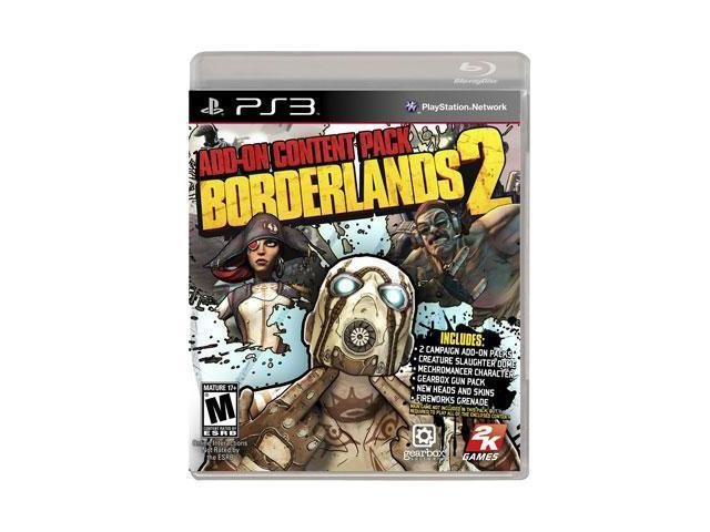 Borderlands 2 Add On Content PlayStation 3