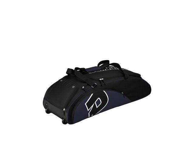Wilson WTA9405NA Demarini Vendetta Wheel Bag, Navy