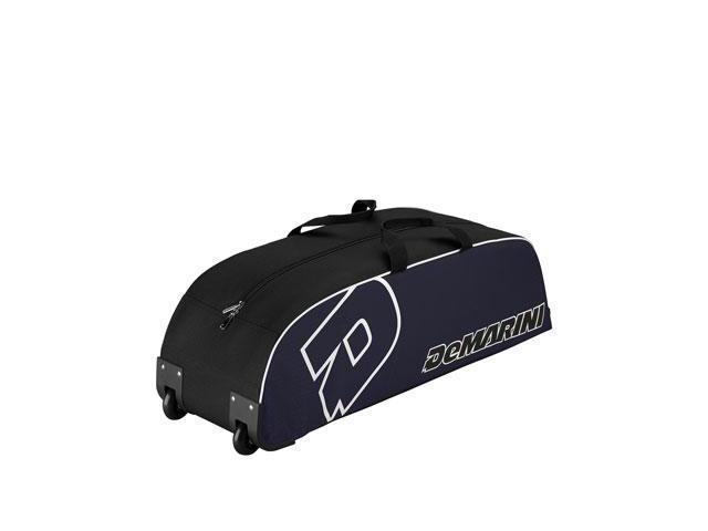 Wilson WTA9417NA DeMarini Youth Wheel Bag, Navy