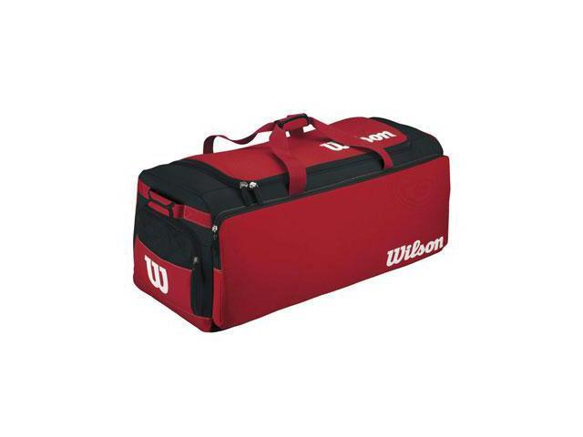 DeMarini Carrying Case for Sports Equipment - Scarlet