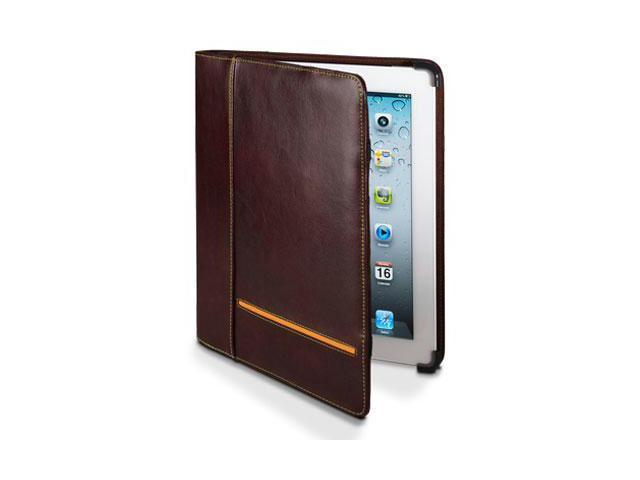 Brown Leather iPad Cover Case