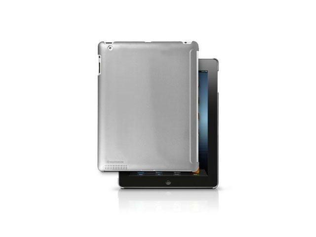 Microshell for New iPad Silver