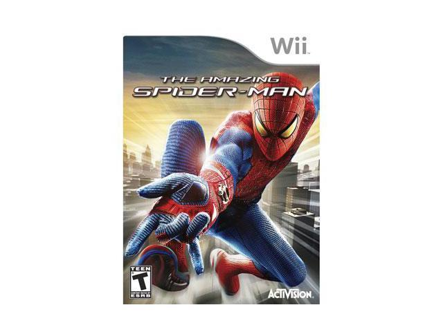 Activision Blizzard Inc 84351 The amazing spiderman wii